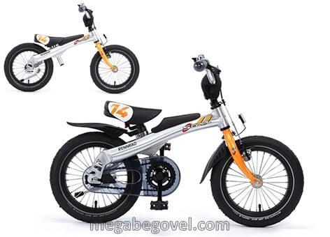 велосипед два в одном